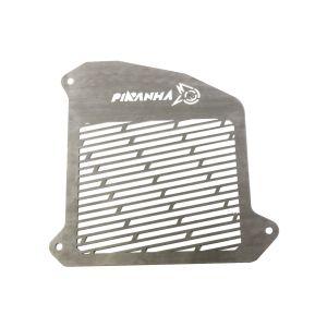 ตะแกรงหม้อน้ำสแตนเลส PIRANHA AEROX  ( Stainless Radiator Guard )