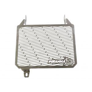 ตะแกรงหม้อน้ำสแตนเลส PIRANHA CBR-150R(i)  ( Stainless Radiator Guard )
