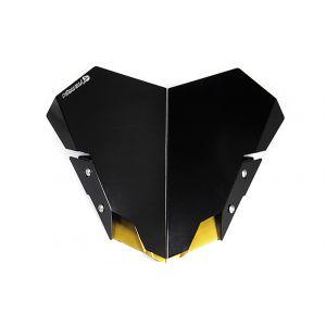 ชิวหน้าอลูมิเนียม MT-15 (Ver.2)-Gold