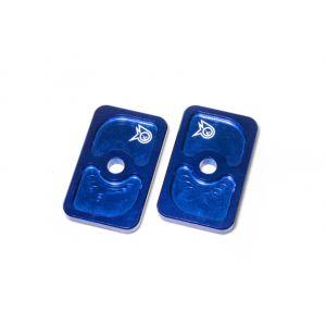 ฝาปิดหางปลา Chain Adjuster Plates GSX-R150