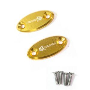 แผ่นปิดรูกระจก Mirror Hole Cap Cover CBR-150R/CBR-250R/CBR-300R/CBR-500R/CBR-650F/DEMON-GR200R