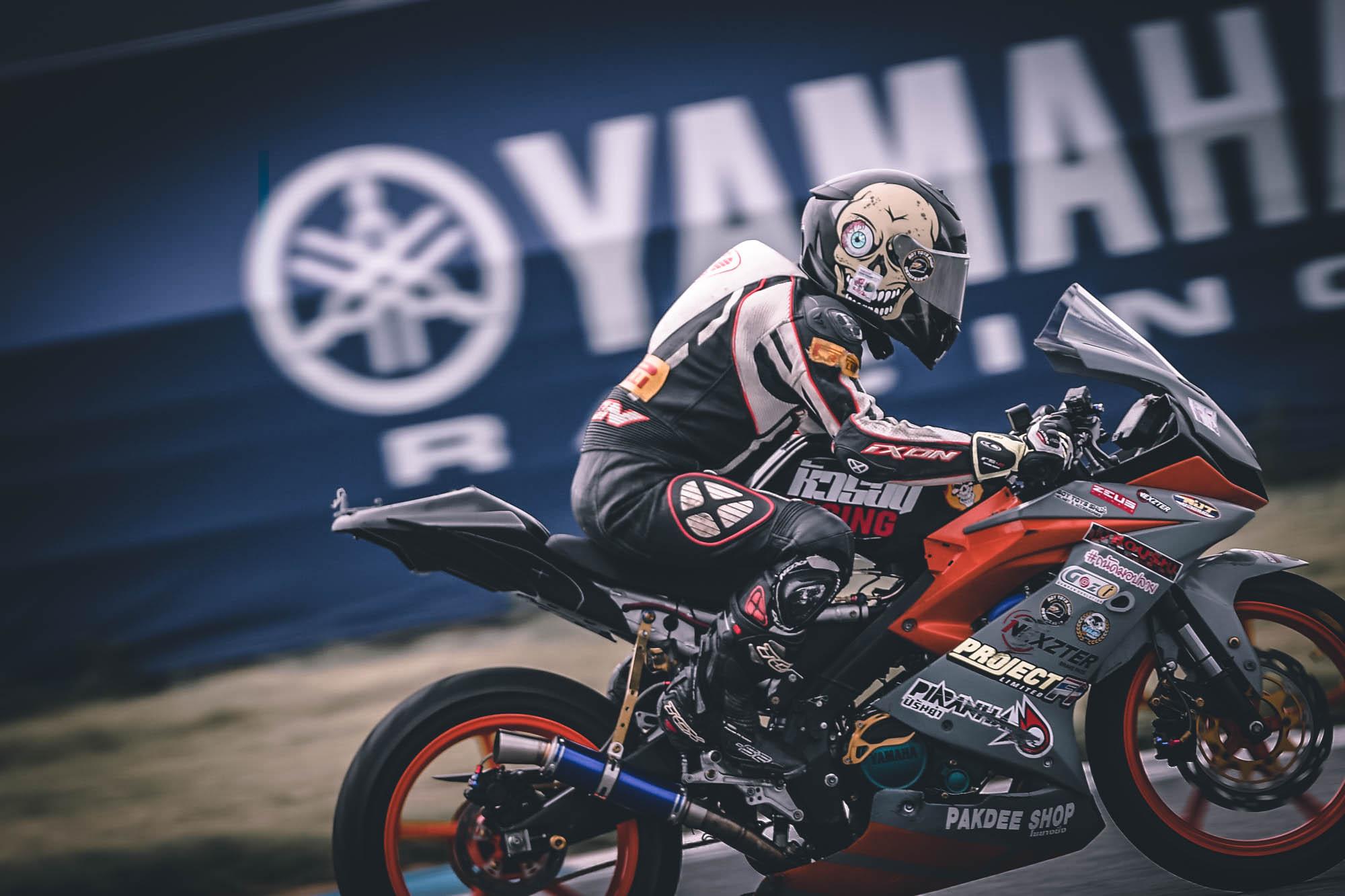PIRANHA X หัวร้อนRacingTeam เก็บตกภาพ Yamaha Championship 2020 สนามที่ 1