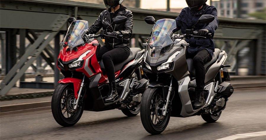 New Honda ADV300 ชิลด์หน้าไฟฟ้า, Traction Control ประกอบไทย ลุ้นเปิดตัวปลายปี 2020 นี้!