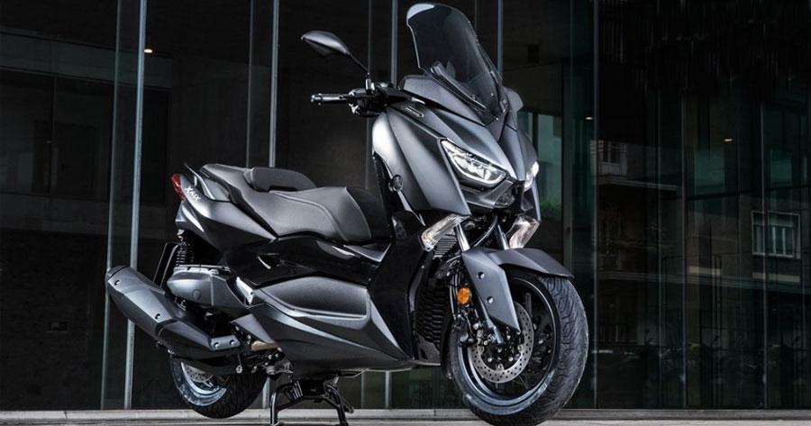 กระแสแรง Yamaha กำลังพัฒนา XMAX 250 และ 300 เวอร์ชั่นใหม่ หลังพบข้อมูลที่เกี่ยวข้องล่าสุด!